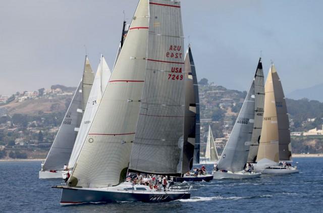 2012 on-site signup at Santa Barbara Yacht Club