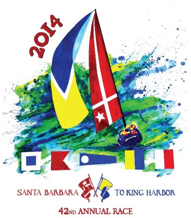 Santa Barbara to King Harbor 2014